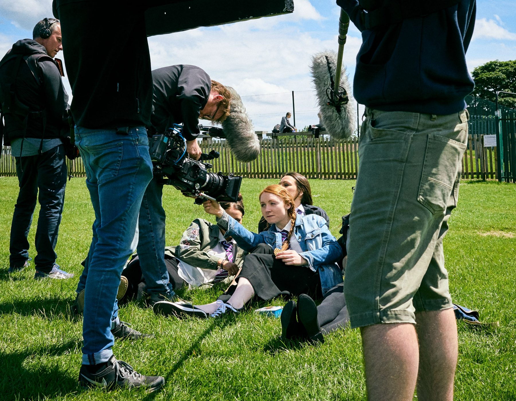 OVERSHADOWED: Rollem Productions for BBC Three